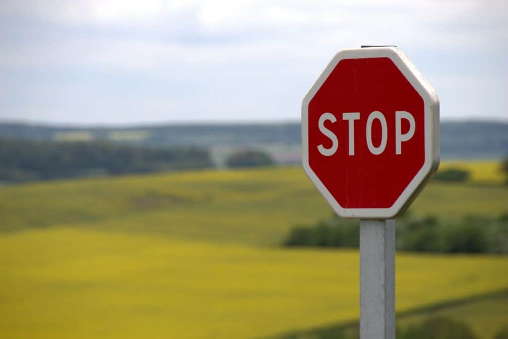 Stop Get Your Bearings - Regroup your marketing
