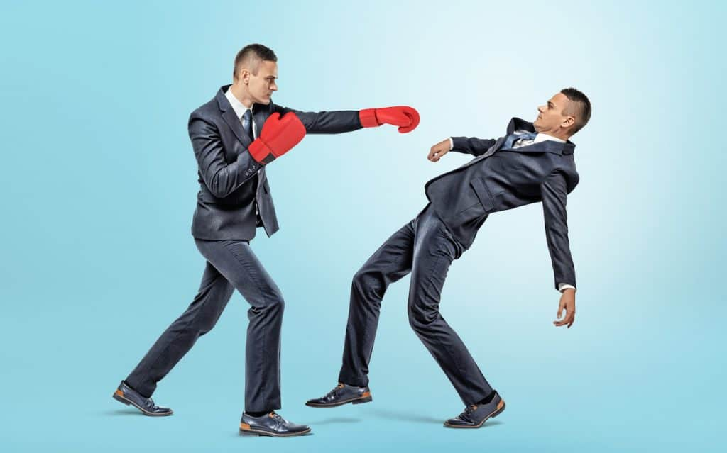 Fighting Yourself or Getting in the way of marketing results