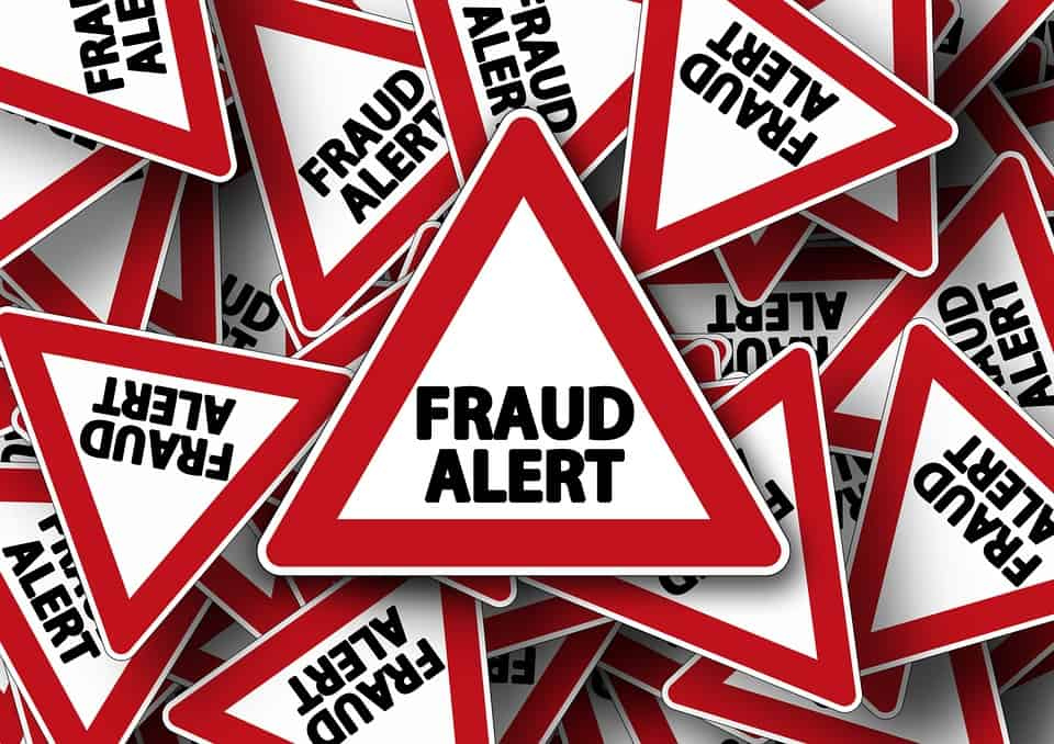 fraud scam alert