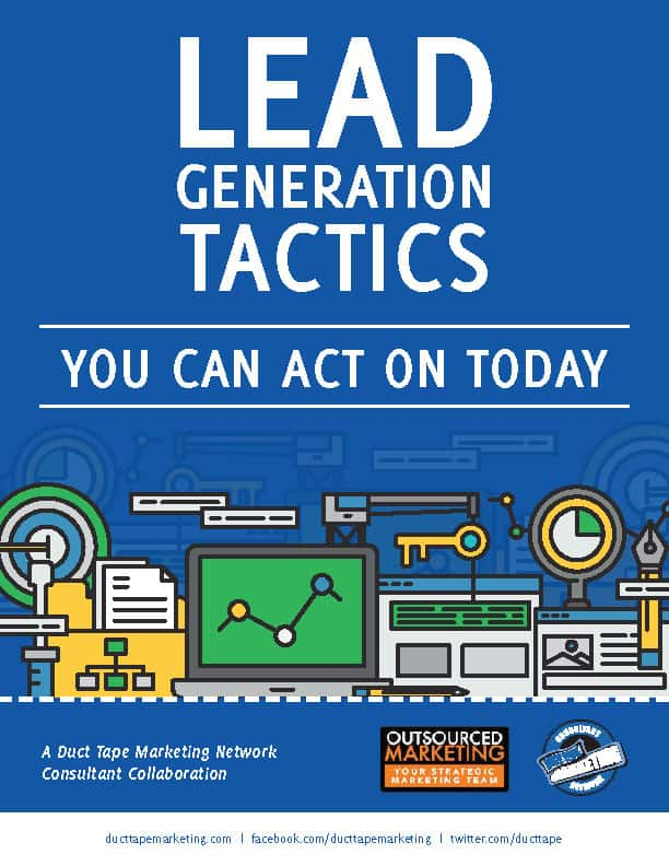 eBook Lead Generation Tactics
