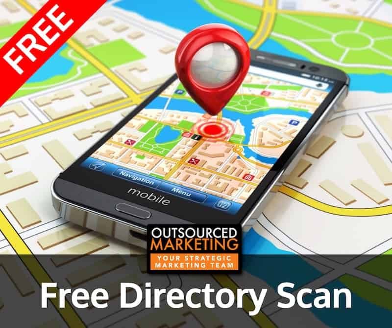 Free Online Directory Scan for SEO - Outsourced Marketing