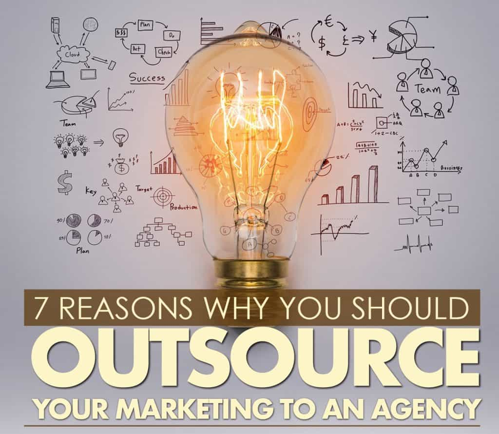 7 Reasons Why You Should Outsource Your Marketing