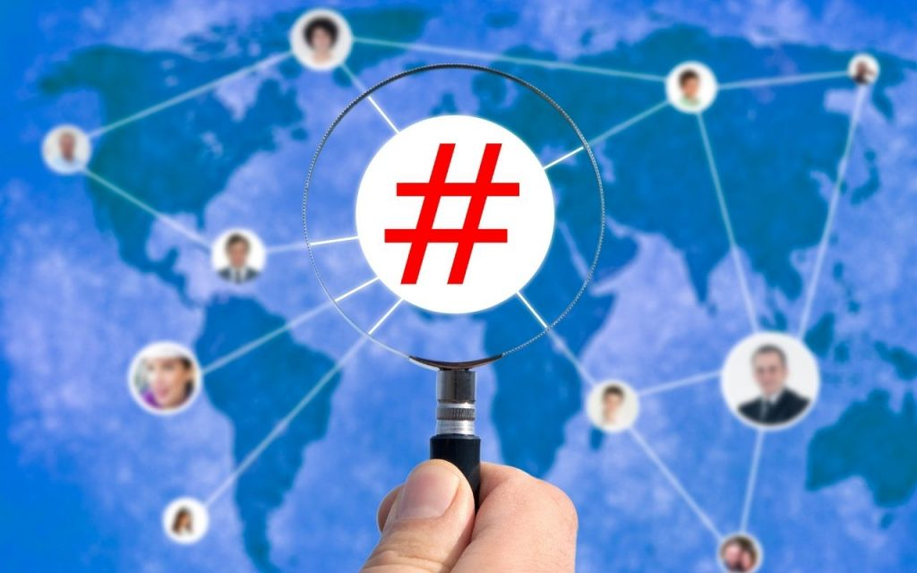 tips for finding relevant hashtags - Outsourced Marketing