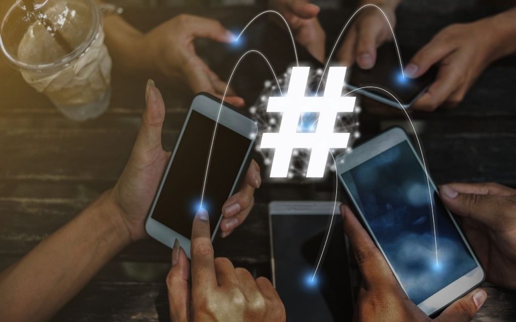 what is a hashtag - Outsourced Marketing